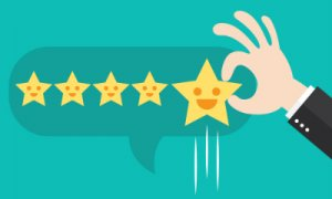 5 star review | 7 things to look for in a pms provider | HiRUM