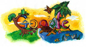 google holiday doodle