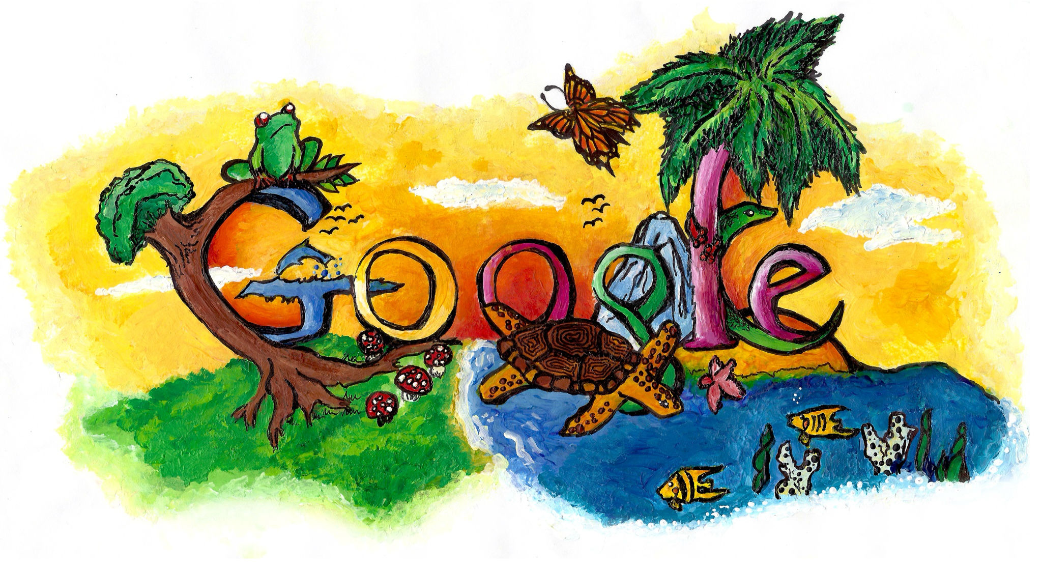technology travel online accommodation and google for the gen y s google holiday doodle