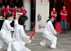 Opening of Griffith's Tourism Confucius Institute