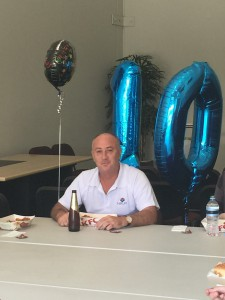 Rene celebrates 10 years with HiRUM Software Solutions