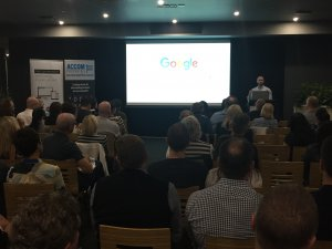 Elliott Knight, Strategic Partner Development, Google