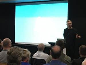 Matt Olson, Host Community Operations, Airbnb