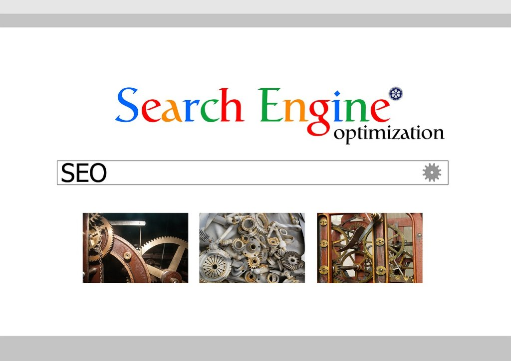 search box with search engine optimisation typed in | how seo works : seo tips | HiRUM
