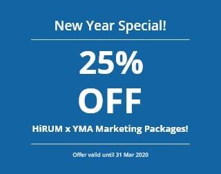 YMA / HIRUM PROMOTION