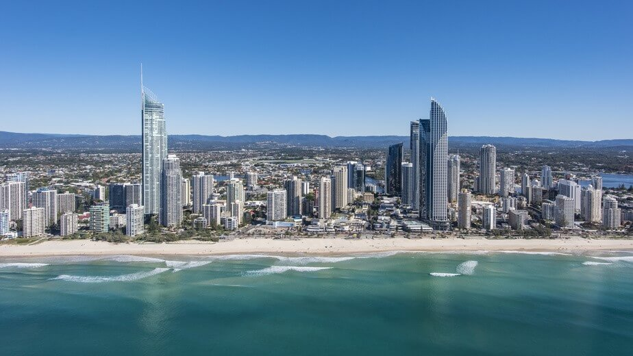 gold coast skyline | hidden gems on the gold coast | HiRUM