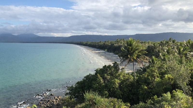 four mile beach port douglas | dealing with travel uncertainty | HiRUM